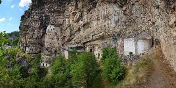 (GALERÍA) Mira la impresionante Ermita de San Sava