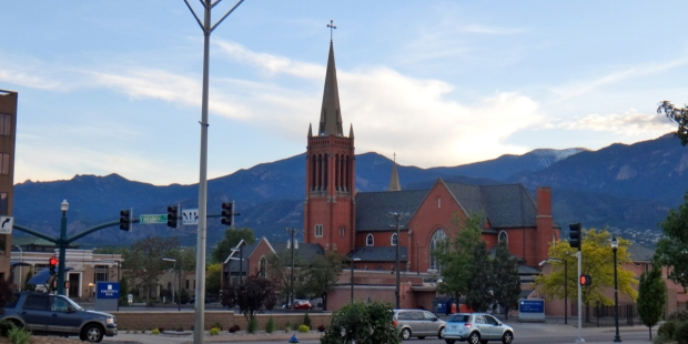 st mary cathedral colorado springs