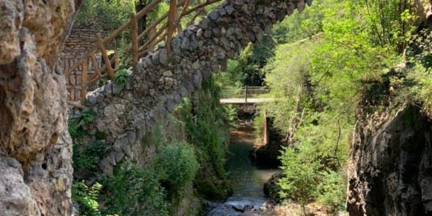 Los Jardines de Can Artigas, obra de Gaudí