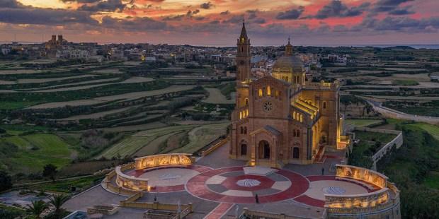 (GALERIA) Santuario Nacional Nuestra Señora de Ta 'Pinu, Gozo
