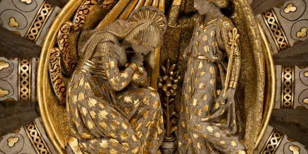 La piedra clave de la Sagrada Familia de Gaudí