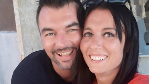 MICHELE D'ALPAOS AND PAOLA AGNELLI