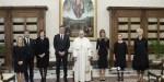 pope francis pedro sanchez