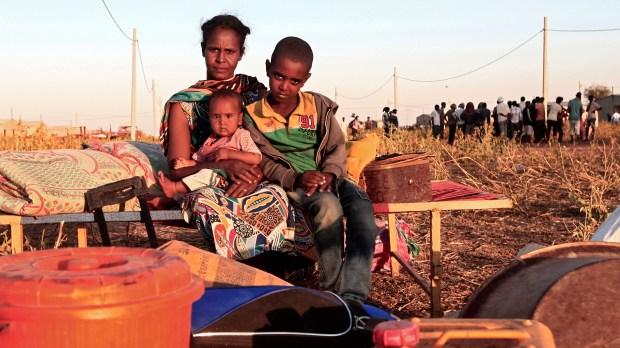 refugees ethiopia