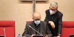 Cardenal Omella y Monseñor Argüello