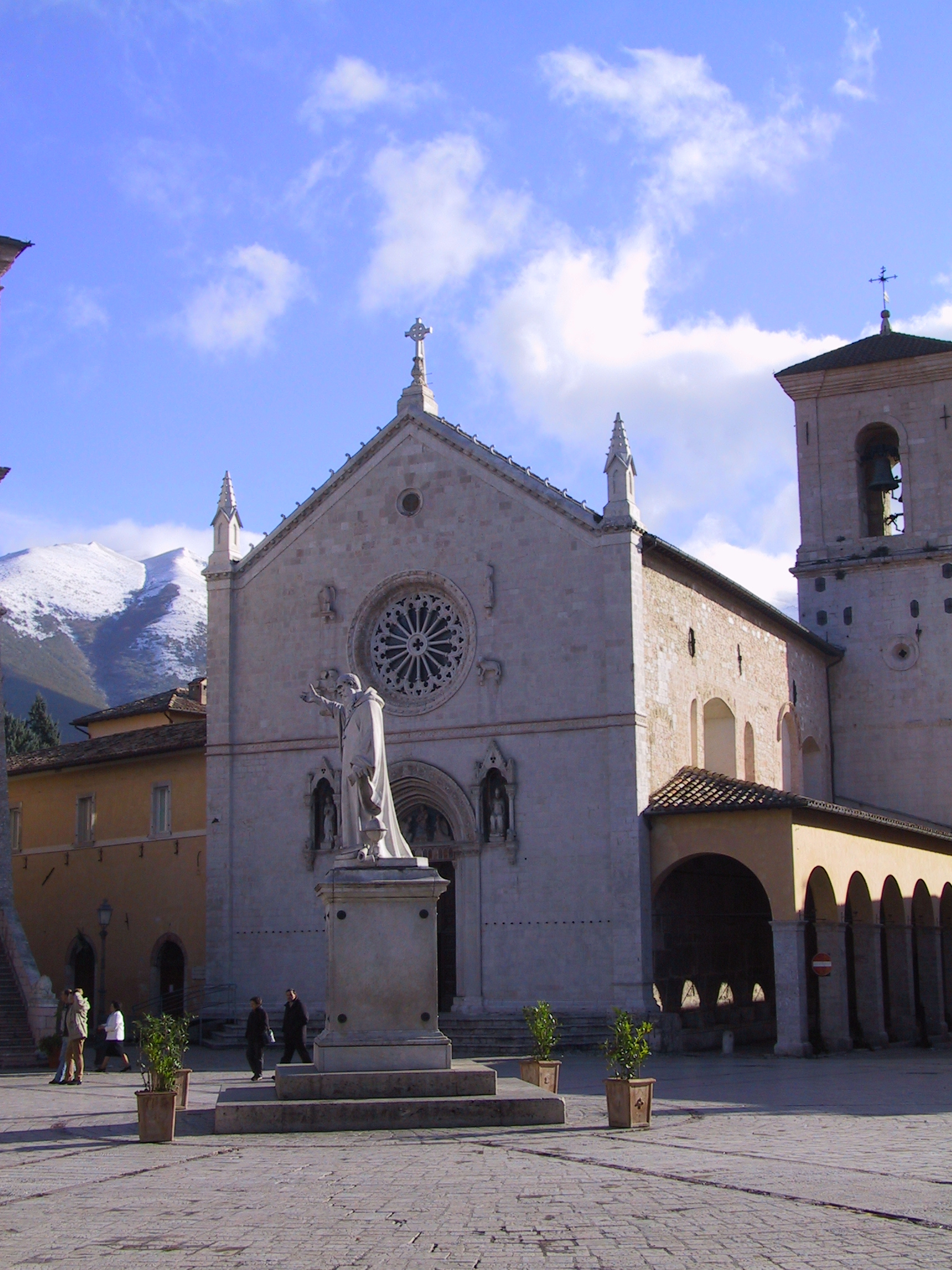 How the Benedictine monks of Norcia survived two earthquakes