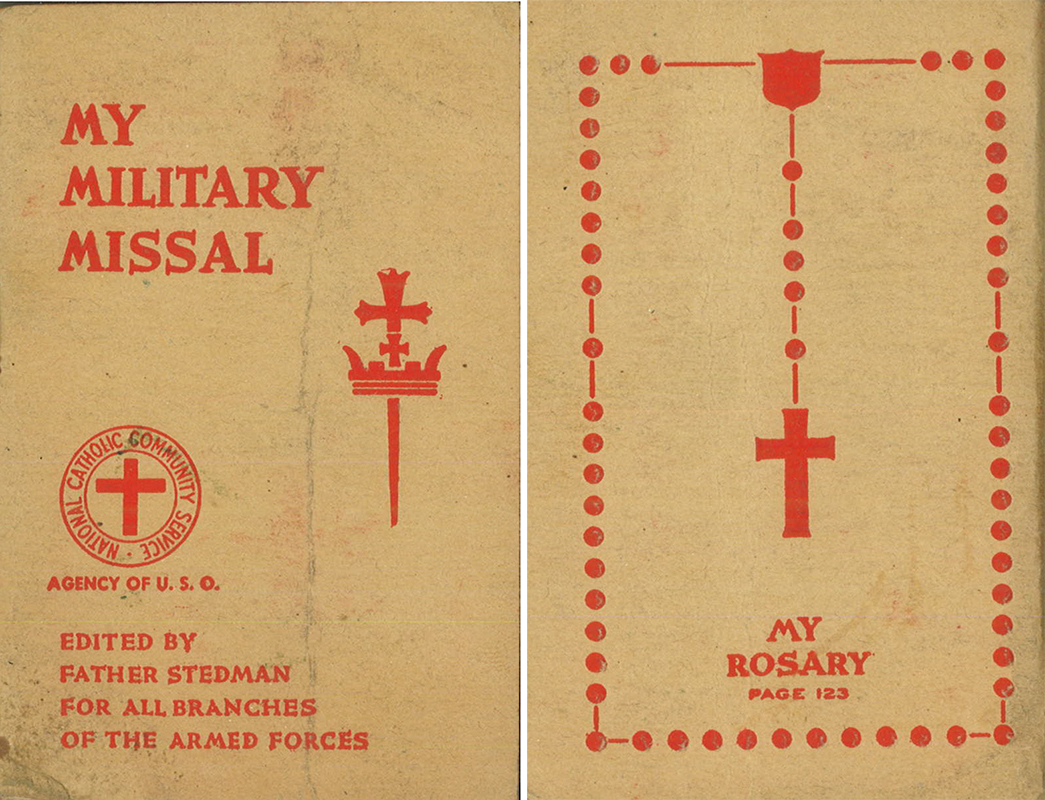 MILITARY MISSAL