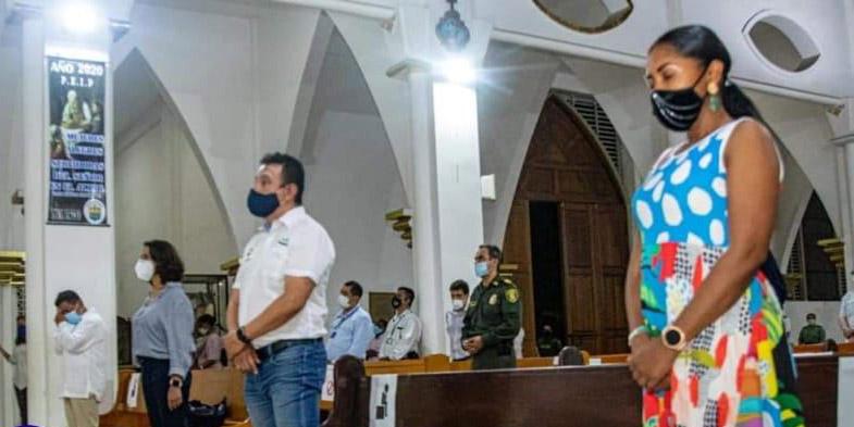 Iglesia milagro de la ola en Tumaco