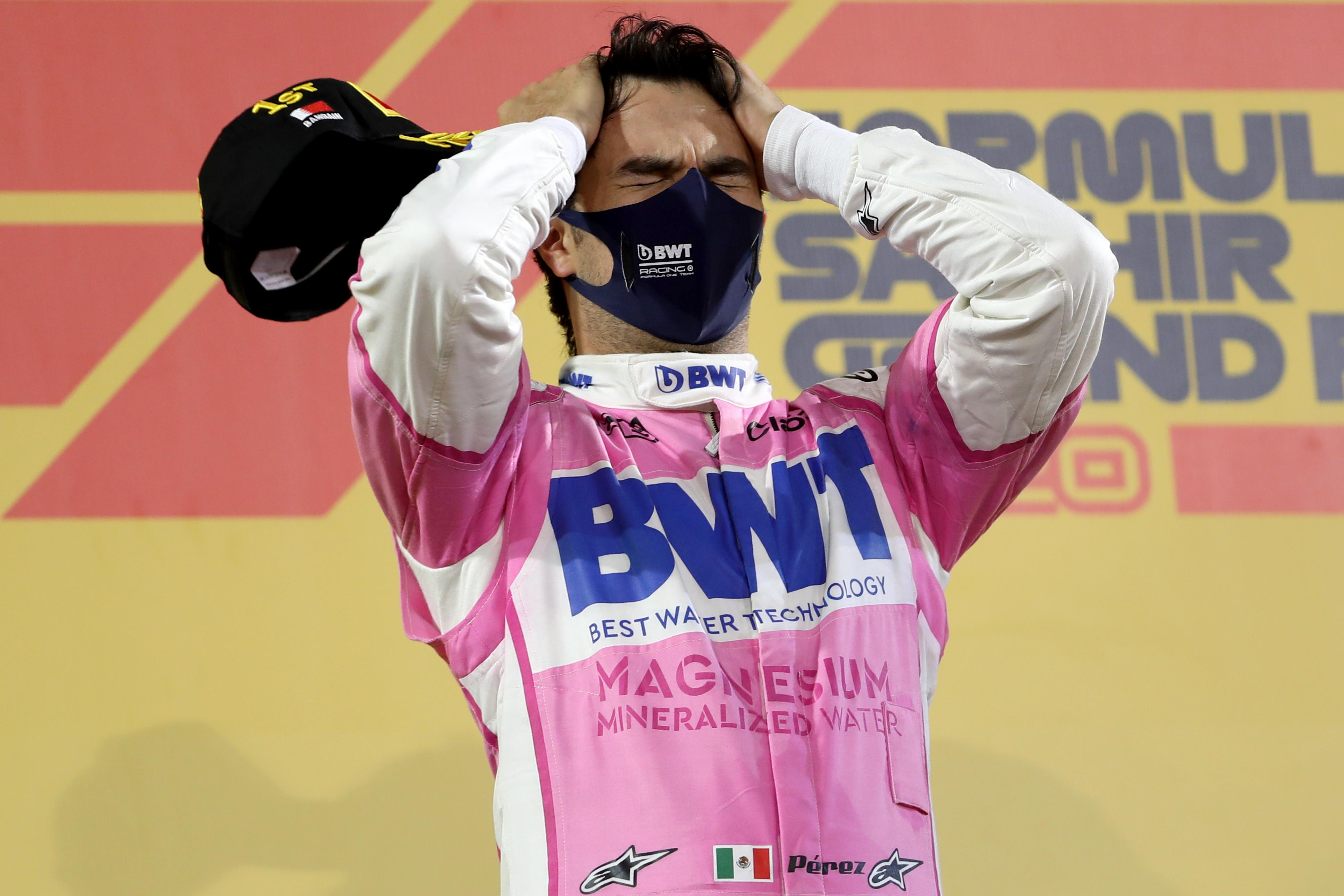 Checo Perez F1