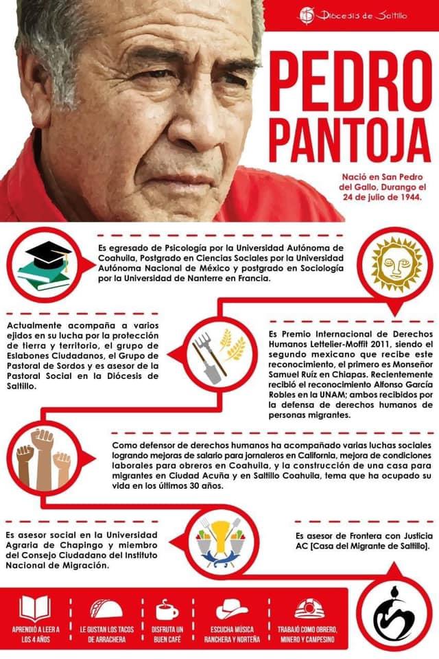 PADRE PANTOJA