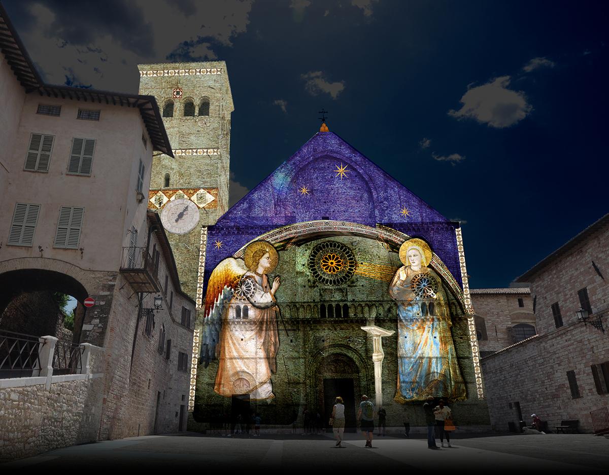 saint assisi basilica