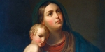 MARY AND CHILD CHRIST