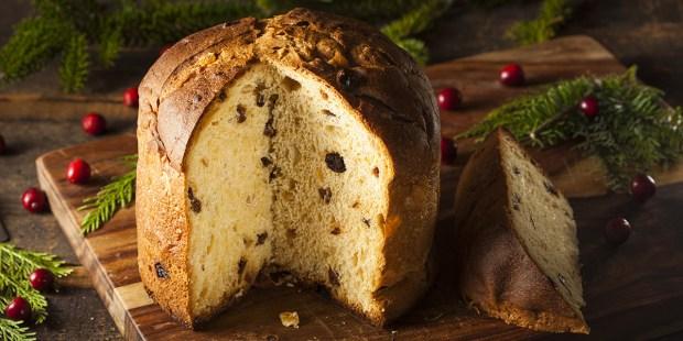 panettone bread
