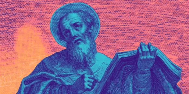 ST JOHN DAMASCENE