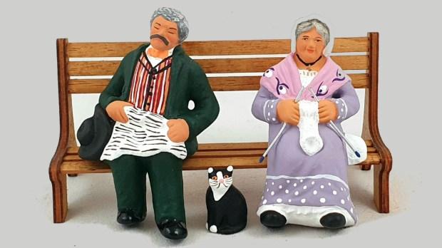 santon grands parents