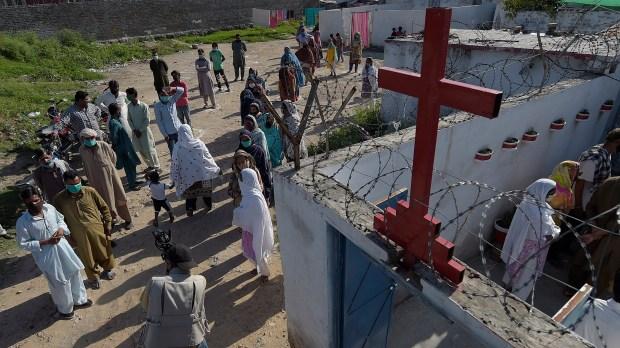 christian pakistan