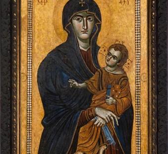 Las 7 imágenes de la Virgen María en Roma atribuidas a san Lucas