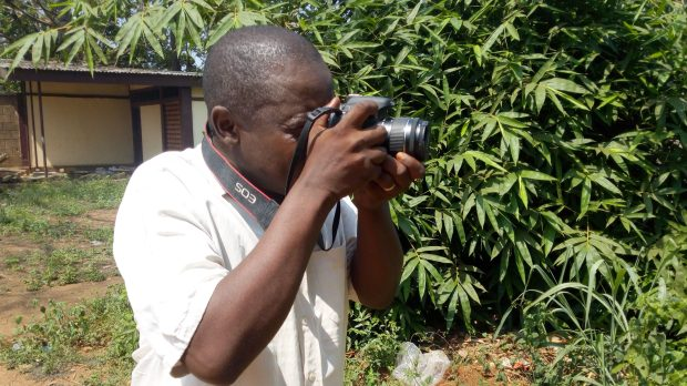 Gérard Ouambou|Central African Republic;