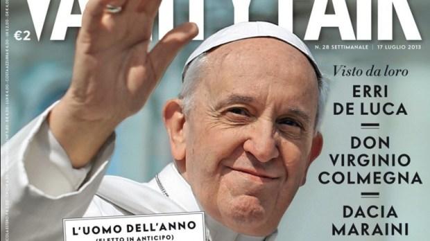 Vanity Fair Pope Francis