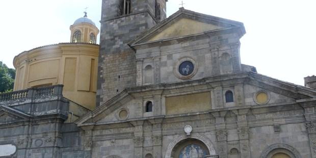 Basílica de santa Cristina de Bolsena, sede de un Milagro Eucarístico