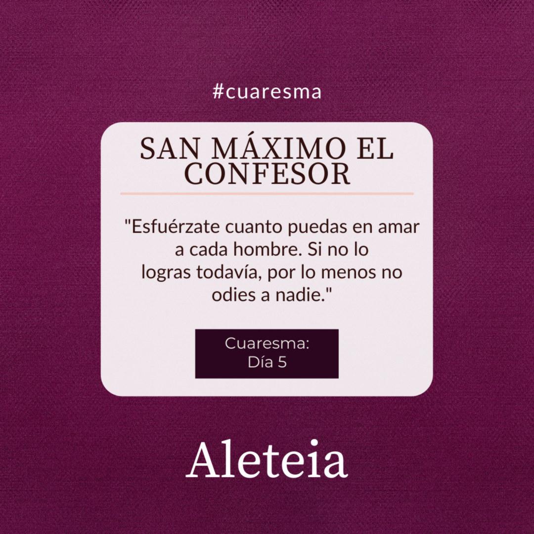 SAN MAXIMO CONFESOR