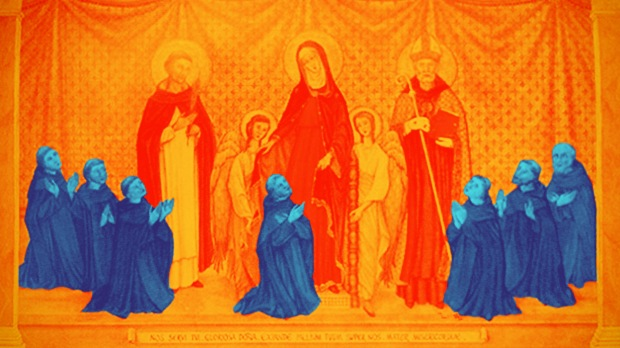 SEVEN HOLY FOUNDERS