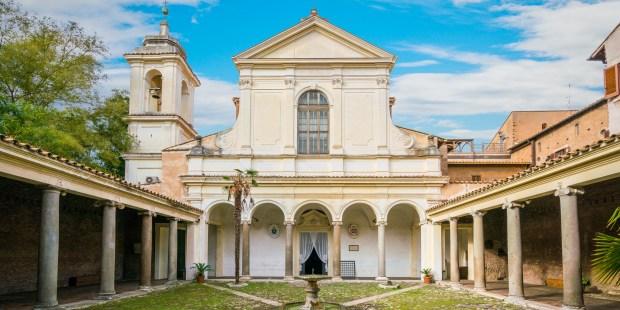 Basílica de San Clemente de Letrán (Roma)