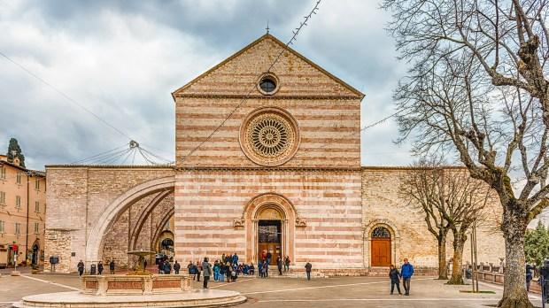 Basilica of St. Clare