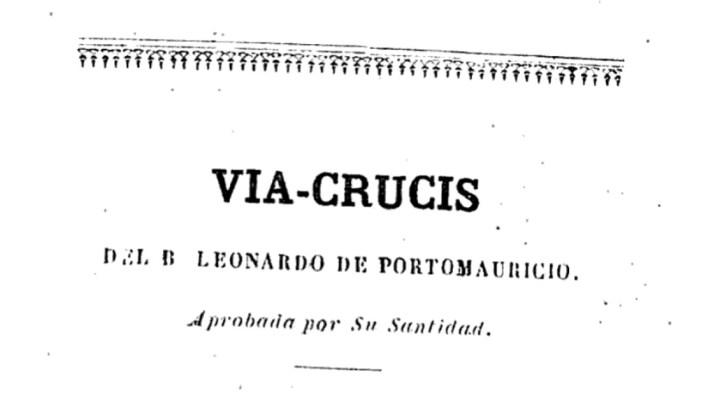 SAN LEONARDO DE PORTOMAURICIO