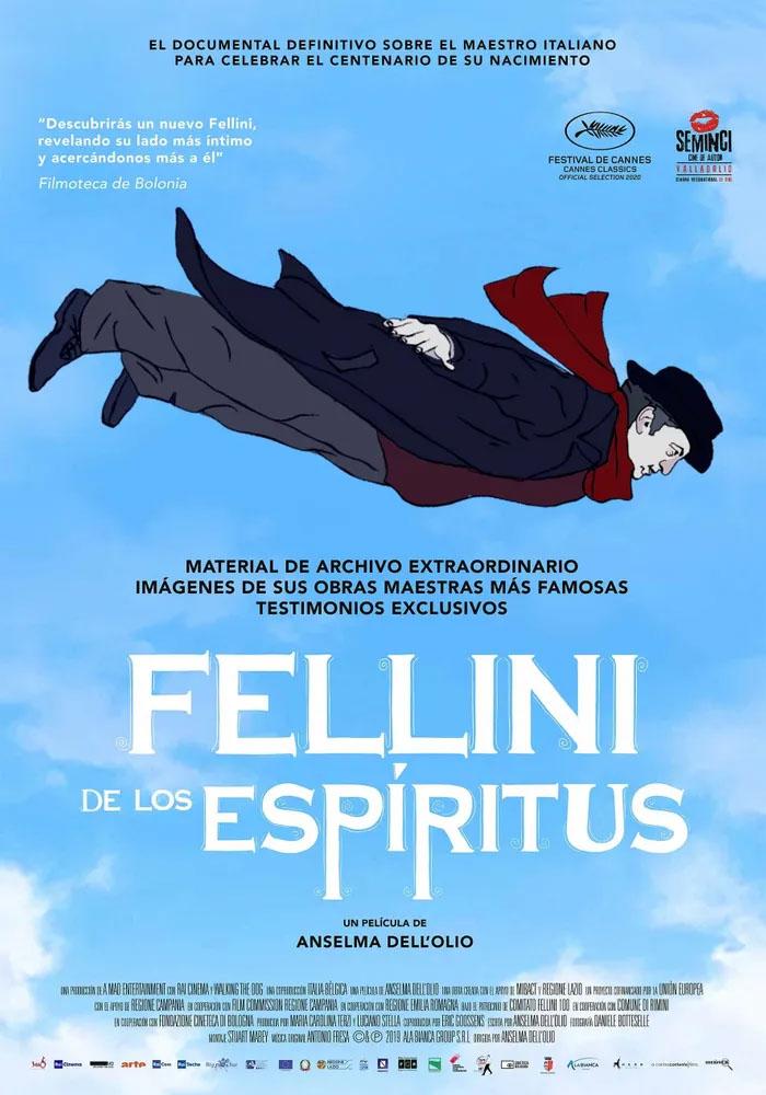 FELLINI DE LOS ESPIRITUS;