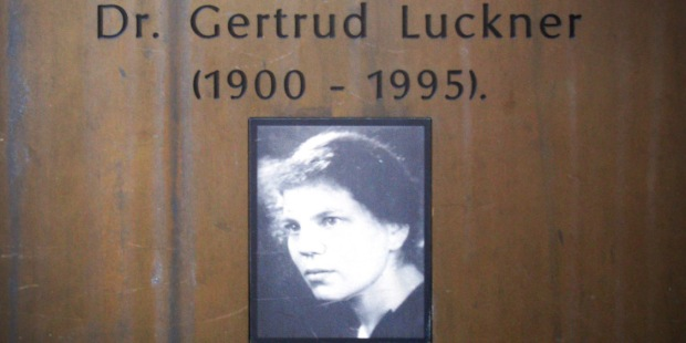 GERTRUD LUCKNER