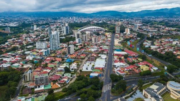 SAN JOSE DE COSTA RICA