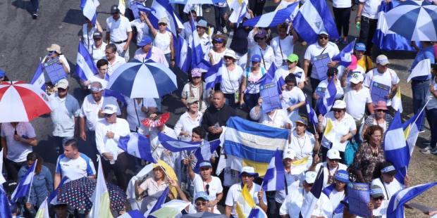 Nicaragua por la paz