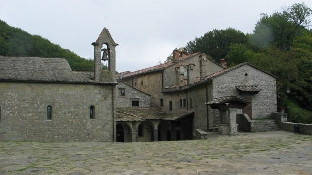 Franciscan sanctuary of Laverna