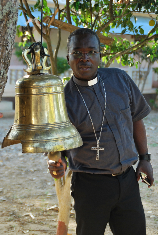 HAITIAN PRIEST