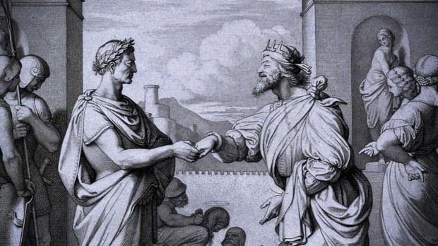 HEROD AND PONTIUS PILATE