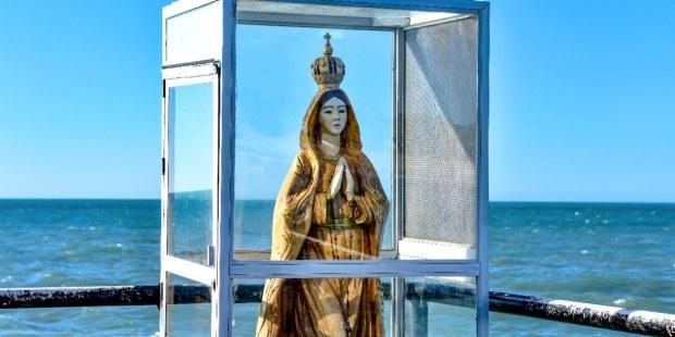 Imágenes de Nuestra Señora de los Remedios en el mundo