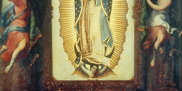 Obras del pintor Miguel Cabrera