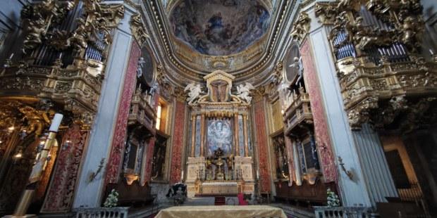 En esta iglesia de Roma se encuentran los restos de san Felipe Neri