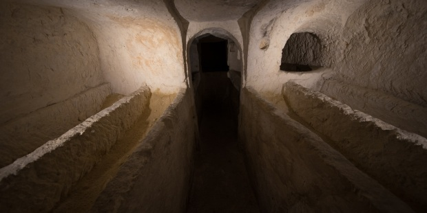 (GALERÍA) Explore las catacumbas cristianas más importantes fuera de Roma