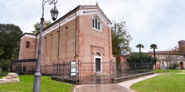 La capilla de Santa Maria de la Caridad, otra obra espectacular de Giotto