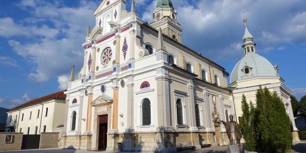 La Virgen María Auxiliadora, reina patrona de Eslovenia