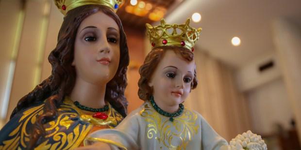 Las imágenes más bonitas de la Virgen María Auxiliadora en el mundo