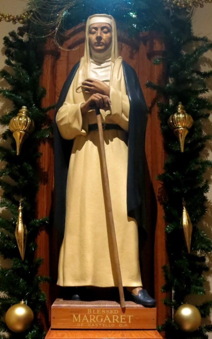 BLESSED MARGARET OF CASTELLO