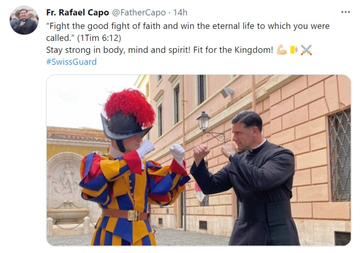 FATHER CAPO