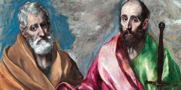 SAINT PETER Saint Paul
