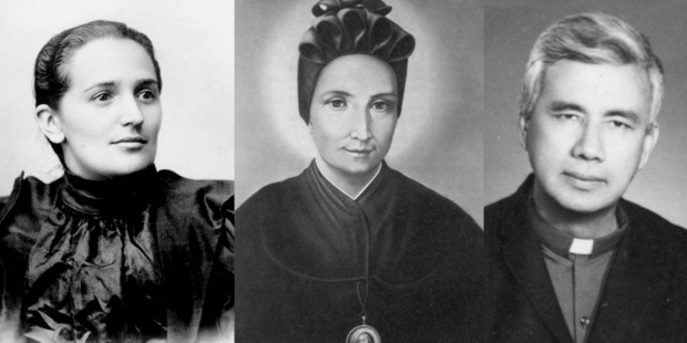 LAURA MONTOYA;MAGDALENE OF CANOSSA;RUTILIO GRANDE