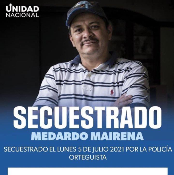 MEDARDO MAIRENA
