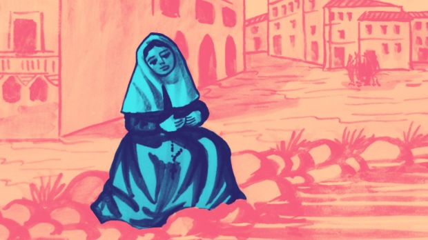 CATHERINE OF PALMA