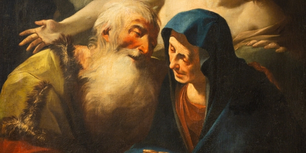 Joachim and Anne